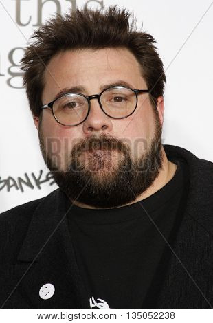 Kevin Smith at the Los Angeles premiere of 'Zack and Miri Make a Porno' held at the Grauman's Chinese Theater in Hollywood, USA on October 20, 2008.