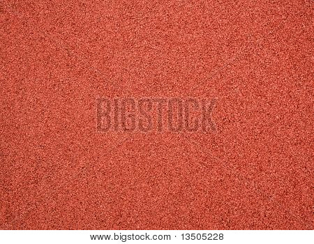 Red racetrack texture