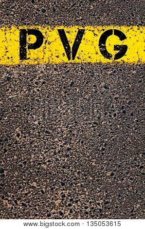 Pvg Three Letters Airport Code
