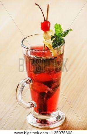 tasty cocktail