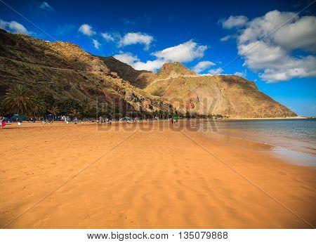 Beach Las Teresitas