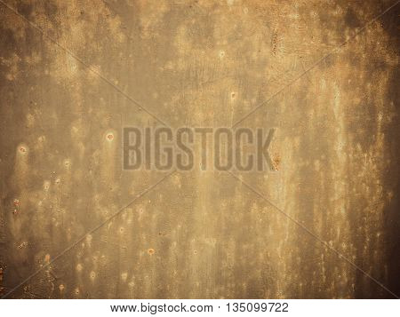 dark rusty metal wall use for background