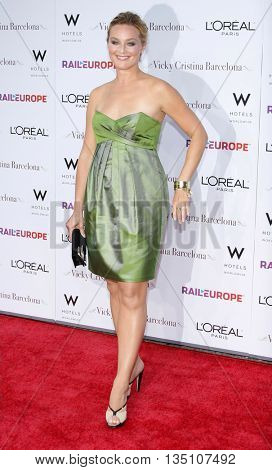 Elisabeth Rohm at the Los Angeles premiere of 'Vicky Cristina Barcelona' held at the Mann Village Theater in Westwood, USA on August 8, 2008.