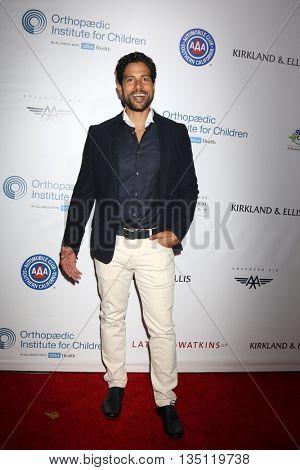 LOS ANGELES - JUN 18: Adam Rodriguez at the Stand For Kids Gala at the Twentieth Century Fox Studios Lot on  ,  June 18, 2016 in Century City, CA