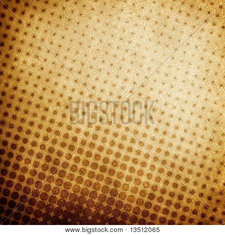 grunge halftone pattern background