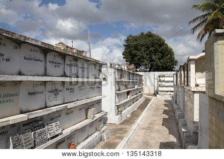 Cuba Cemetery