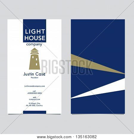 Lighthouse Business Vector Photo Free Trial Bigstock