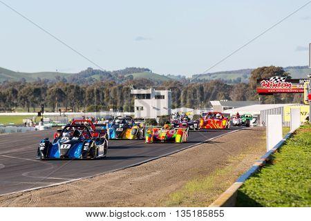 Shannons Nationals, Round 3, Winton Motor Raceway. June 10-12
