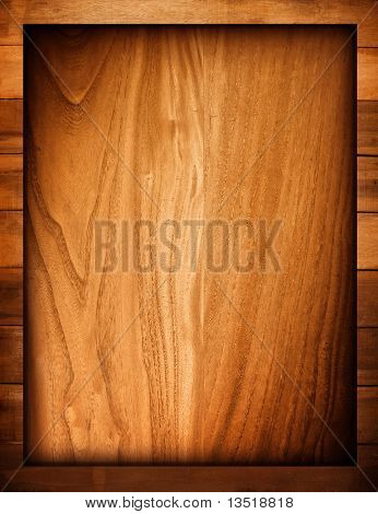 wood template background
