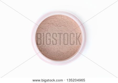 Top View Beautiful Skin Tone Loose Powder For Makeup