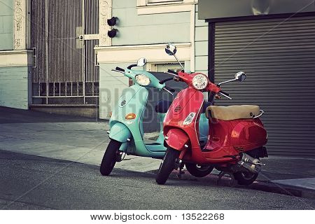 Scooter Style Of Life