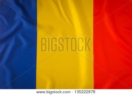 Flags of Romania