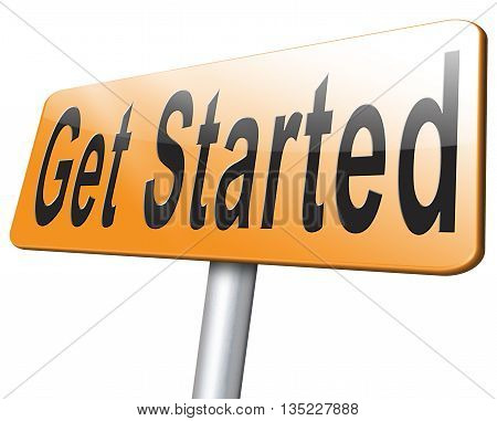 Get started today road sign billboard do it and enroll now! It is time for action.