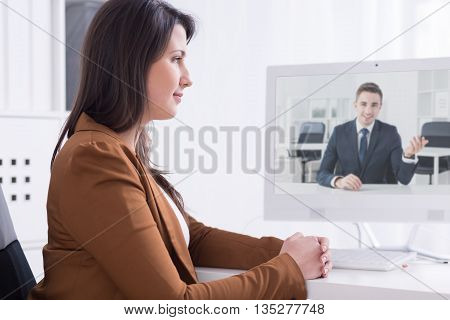 Virtual Colleagues During Morning Brief