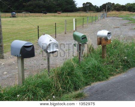Four Letter Boxes
