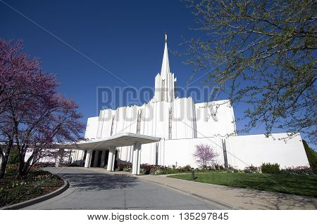 Jordan river Temple -- Church of Jesus Christ of Latter-day Saints