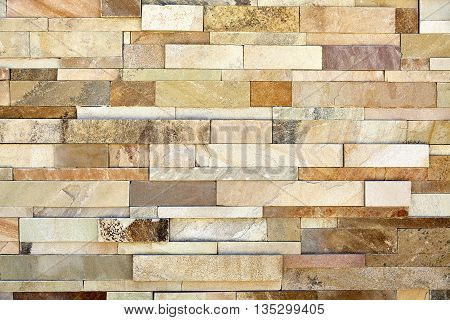 Stone Veneer Fossil Granite Natural Rock