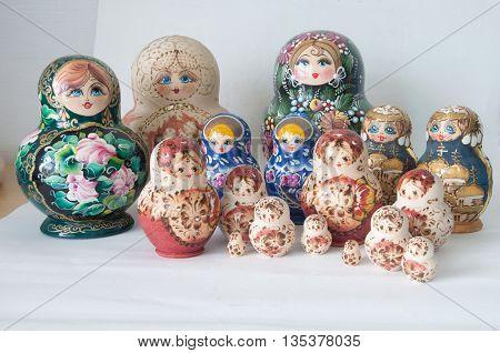 Russian Dool Babushka