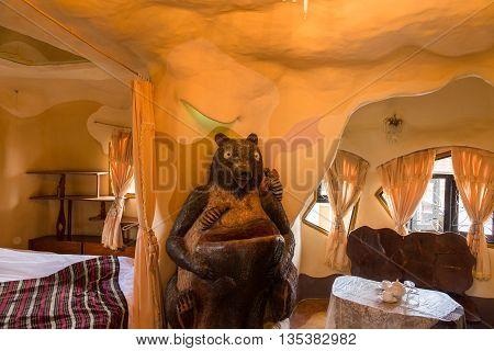 Hang Nga Guesthouse Crazy House