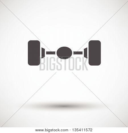 Car Rear Axle