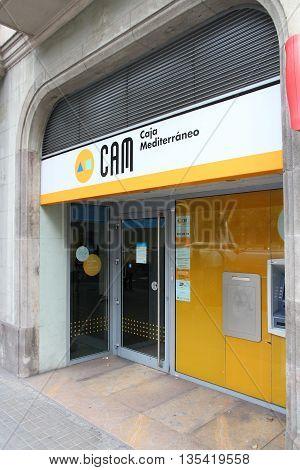 Bank In Barcelona