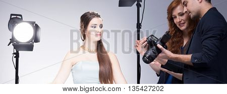 Producing A Commercial Photo Shoot