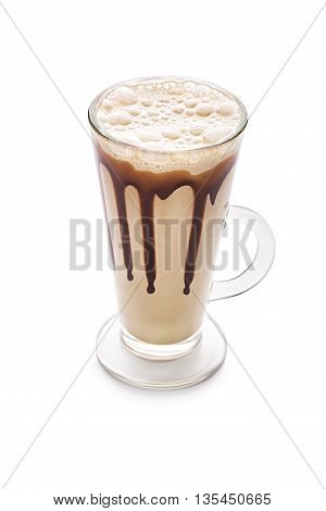 Coffee And Milk Coctail
