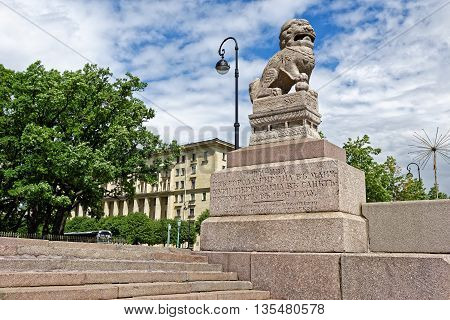 Shih Tsza On Petrovskaya Quay