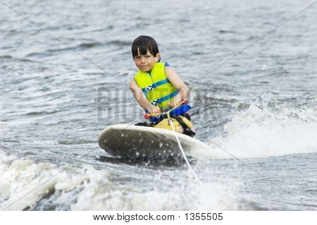 Kneeboard Kid