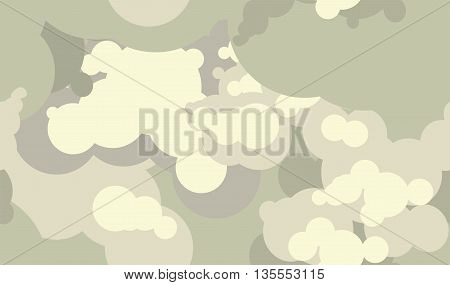 Vector cloud smoke pattern. Electronic cigarettes vape vapor vaporizers.