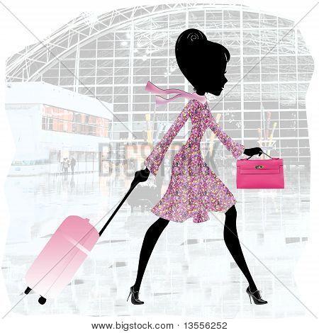 fashion traveller