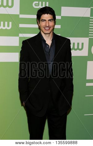 NEW YORK, NY - MAY 14: Actor Brandon Routh attends the 2015 CW Network Upfront Presentation at the London Hotel on May 14, 2015 in New York City.