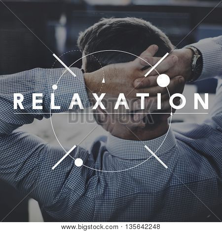 Relax Relaxation Chill Rest Wellness Concept