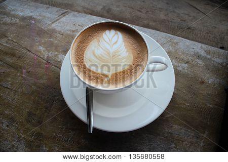 Doi chaang coffee tastes good , Chiang Rai , Thailand .
