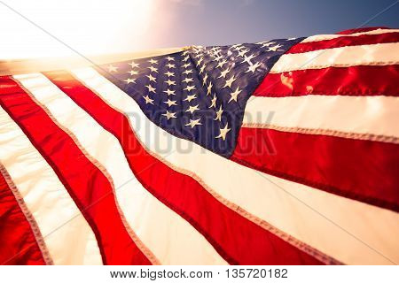 Usa,american Flag,rhe Symbolic Of Liberty,freedom,patriotic,honor,american Family,kids,nation With O