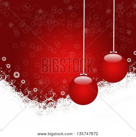 Christmas ball , new year 2013