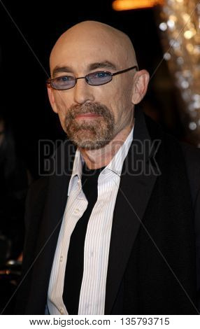 Jackie Earle Haley at the Los Angeles premiere of 'Watchmen' held at the Grauman's Chinese Theater in Hollywood, USA on March 3, 2009.