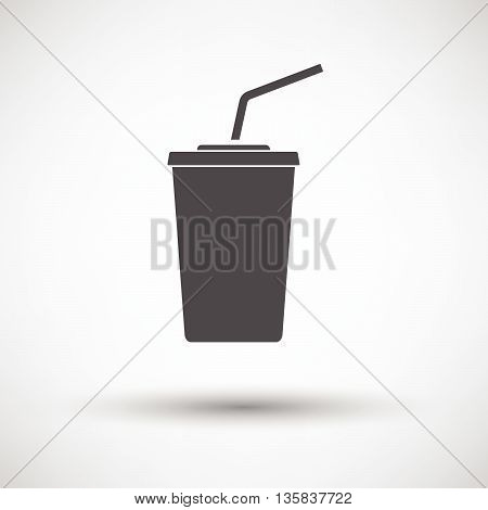 Cinema Soda Drink Icon