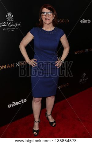 NEW YORK-MAR 30: Actress Kate Flannery attends the