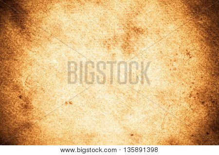 Old brown paper texture for grunge vintage background