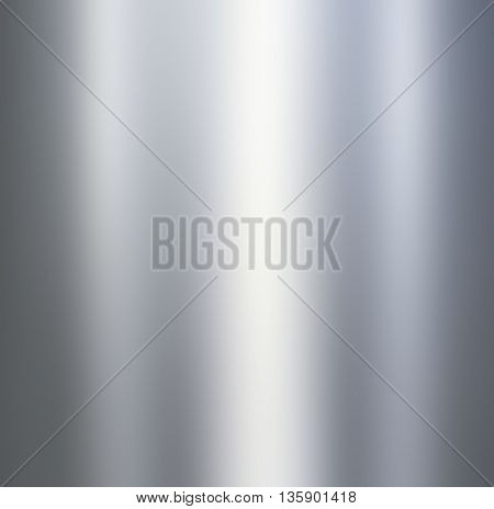 Silver metal texture for a design background