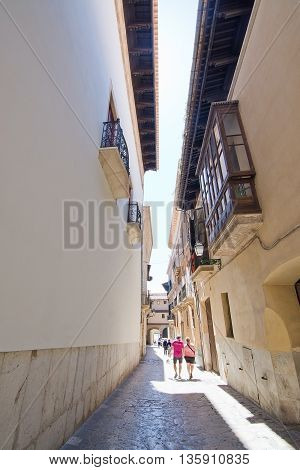Old Town And Museo De Mallorca