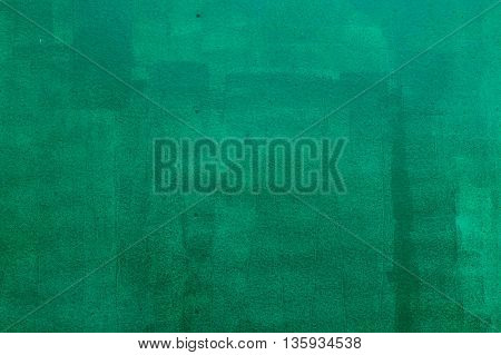 Close up of green colored abstract background