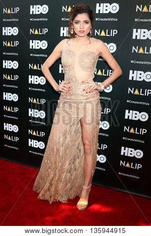LOS ANGELES - JUN 25:  Blanca Blanco at the NALIP 2016 Latino Media Awards at the The Dolby on June 25, 2016 in Los Angeles, CA