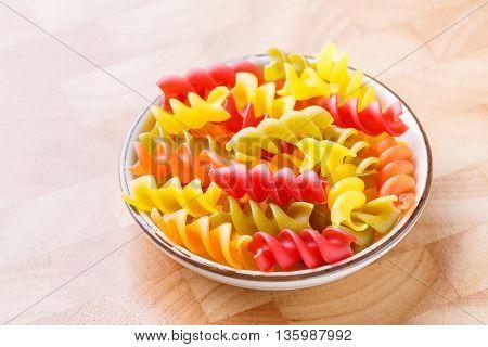 Gluten Free Corn And Vegetable Pasta Spirals Macaroni