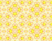 Special pattern Background Soft Yellow Orange Purple Colored shapes and lines style poster