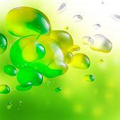 Dreamy Bubbles poster