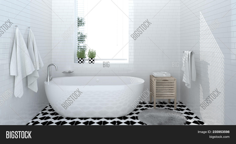 Bathroom Interior, Image & Photo (Free Trial) | Bigstock