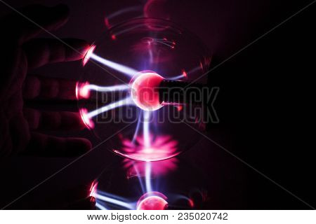 Electricity Fire Ball.
