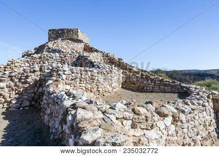 Tuzigoot Pueblo Ruin